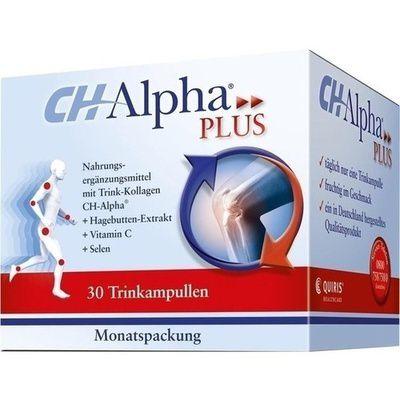 CH-Alpha Plus zur Unterstützung der Regeneration des Gelenkknorpels