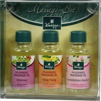 KNEIPP MASSAGEÖL Set